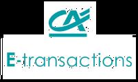 e-transactions Solutions E-commerce du Crédit Agricole partenaire des cartes des vins- de france