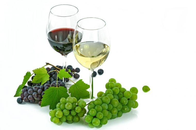 Carte vins de france, cépages France