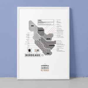 bordeaux, carte des vins
