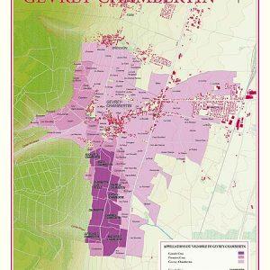 carte des vins de gevrey chambertin