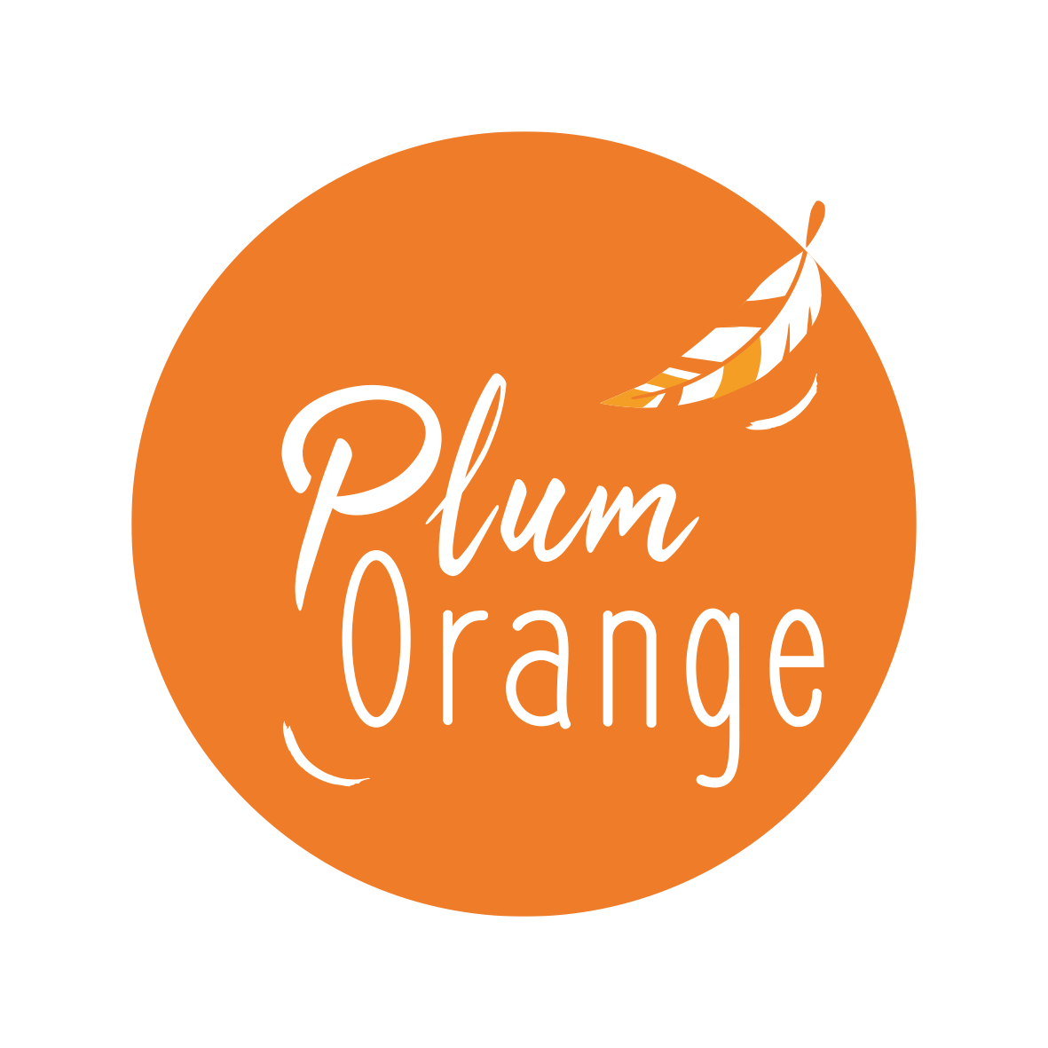 Logo Plum'Orange