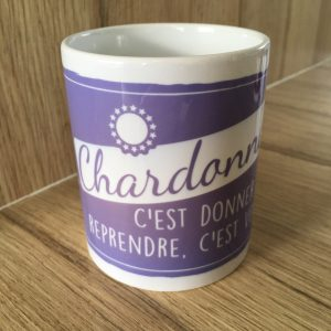Mug 350ml CHARDONNAY Collection Les Cépages