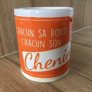 Mug 350ml CHENIN Collection Les Cépages