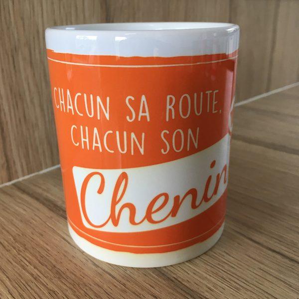 Mug 350ml CHENIN Collection Les Cépages