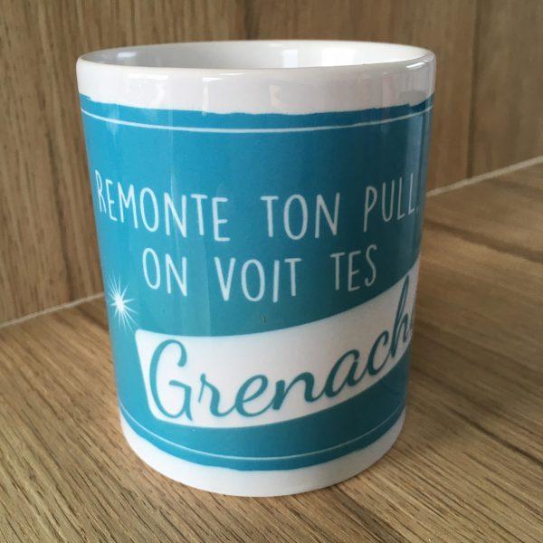 Mug 350ml GRENACHE Collection Les Cépages