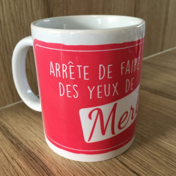 Mug 350ml MERLOT Collection Les Cépages