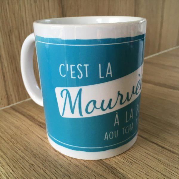Mug 350ml MOURVÈDRE Collection Les Cépages
