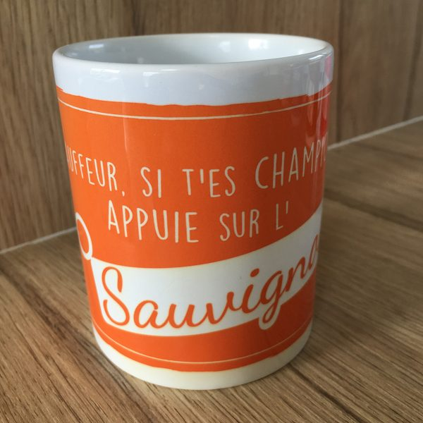 Mug 350ml SAUVIGNON Collection Les Cépages
