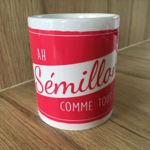 Mug 350ml SÉMILLON Collection Les Cépages