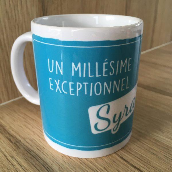 Mug 350ml SYRAH Collection Les Cépages