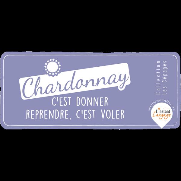 Mug 350ml CHARDONNAY Collection Les Cépages