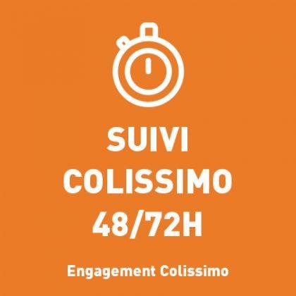 Suivi Colissimo 48/72h